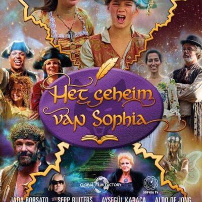 Poster het geheim van sophia
